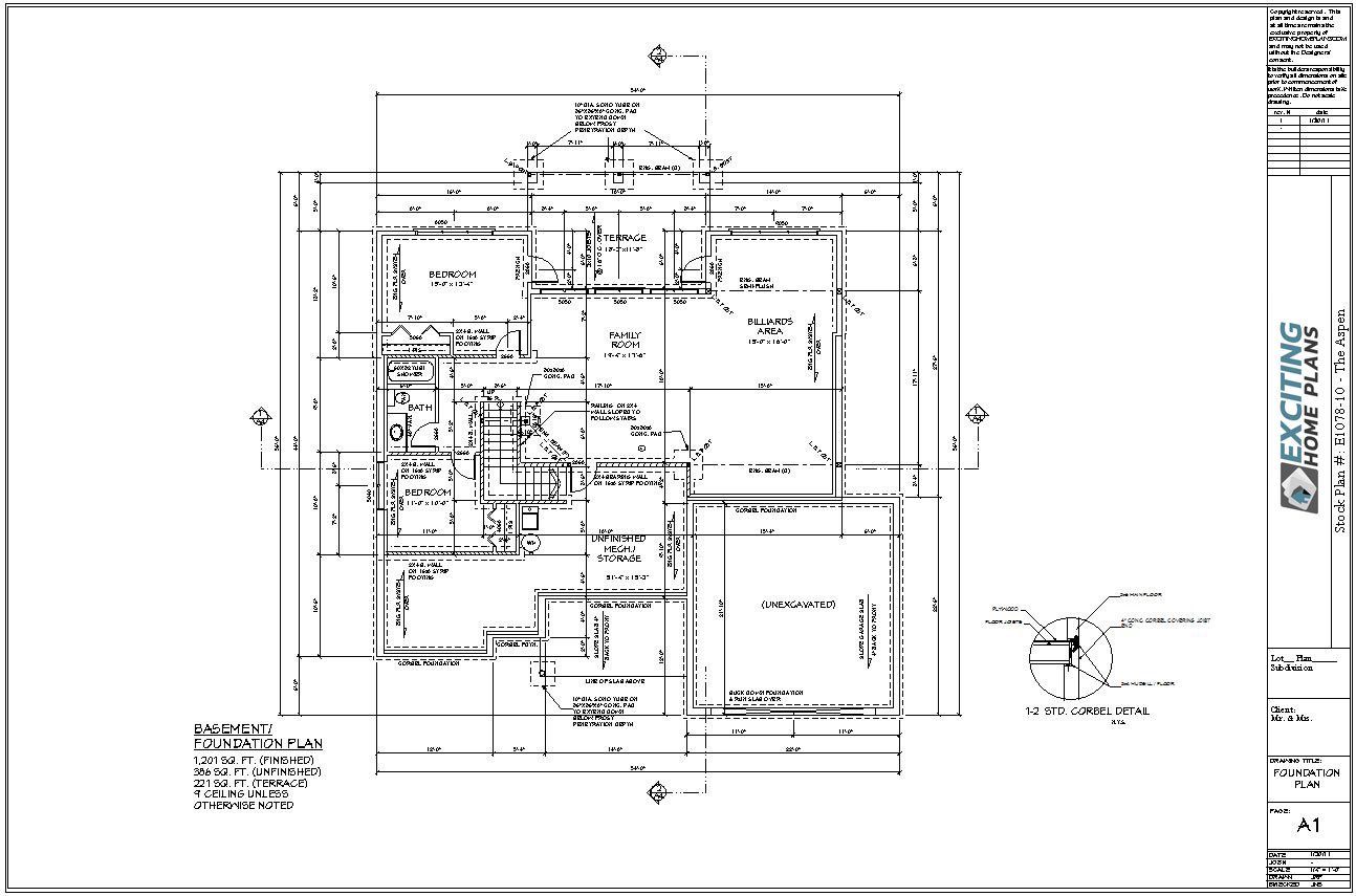 Plantation Floor Plan Exciting Home Plans