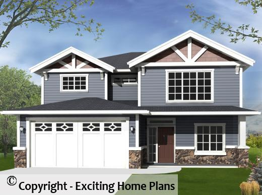 Basement entry house plans canada house and home design for Canadian house plans with basements