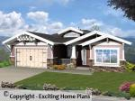 Ashby - Bungalow Home Design - Front View of House