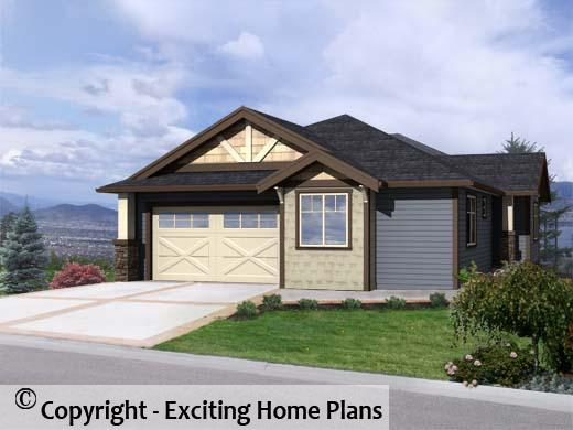 House Plan Information For E1190-10