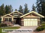 Appalachian - Bungalow - Home Plan