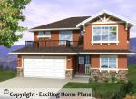 Daytona - Grade Level Entry - Home Design