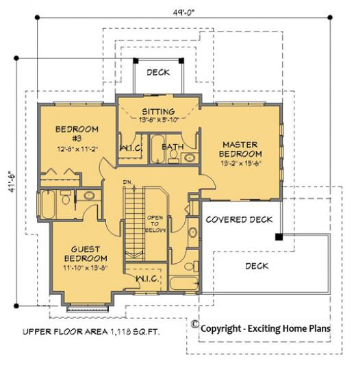 House plan information for e1033 10 for Icf home design software