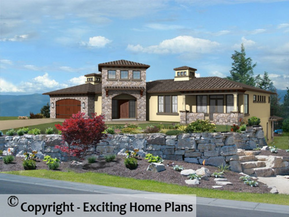 Browse House Plans And Home Designs By Exciting Home Plans