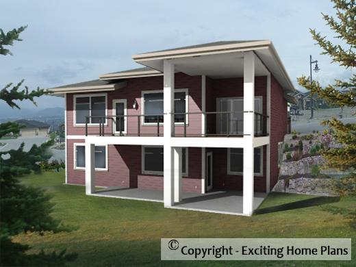 Bungalow House Plans With Walkout Basement House Design