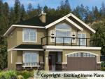 Monashee II - Grade Level Entry - Home Design